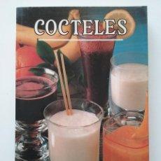 Libros de segunda mano: COCTELES - IBERLIBRO / EDITORS - 1991. Lote 50336676