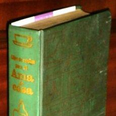 Libros de segunda mano: 1200 RECETAS DE COCINA PARA EL AMA DE CASA POR K. KUKLINSKI DE ED. MOLINO EN BARCELONA 1966. Lote 50605694