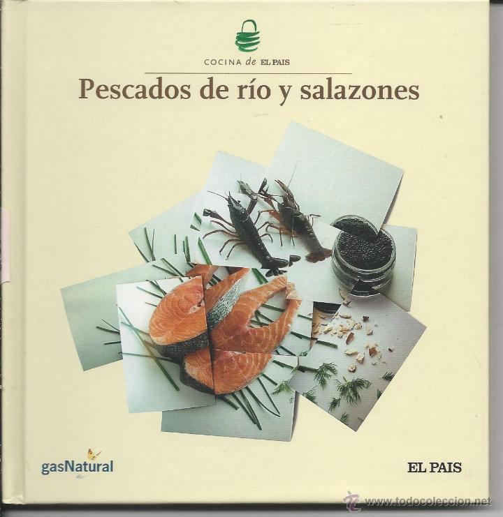 pescados de río y salazones de la colección coc - Comprar Libros de ...