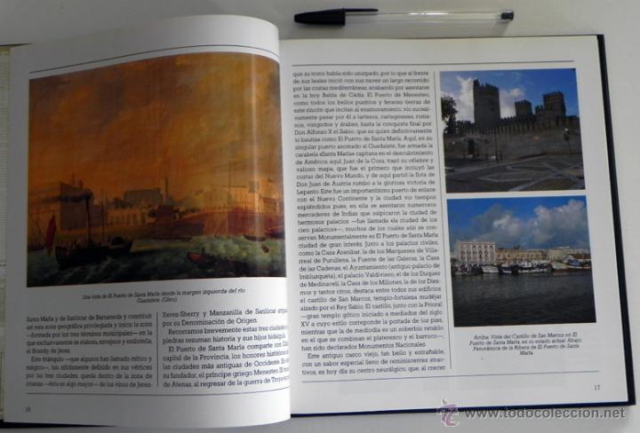 Libros de segunda mano: LIBRO EL BRANDY DE JEREZ HISTORIA VID Y VINO CÁDIZ ANDALUCÍA BODEGAS COCINA ETC BEBIDA MUY ILUSTRADO - Foto 4 - 50956881