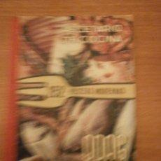 Libros de segunda mano: RECETARIO DE COCINA - 252 RECETAS MODERNAS -ODAG. Lote 51216778