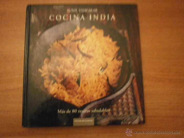 sunil vijayakar - cocina india - mas de 80 rece - Comprar Libros de ...