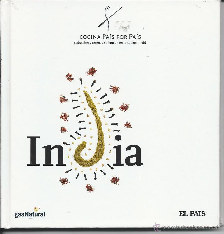 cocina pais por pais -india - Comprar Libros de cocina y gastronomía ...