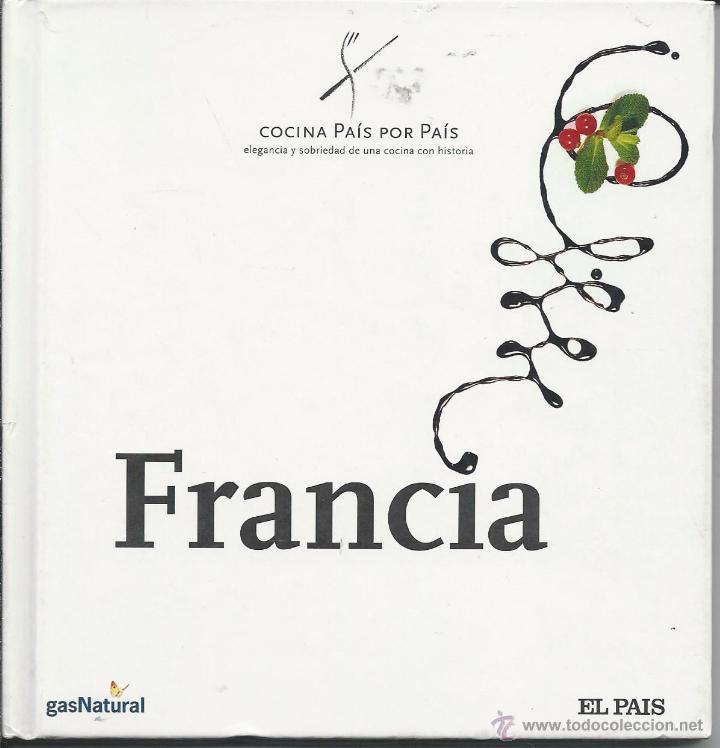 cocina pais por pais -francia - Comprar Libros de cocina y ...