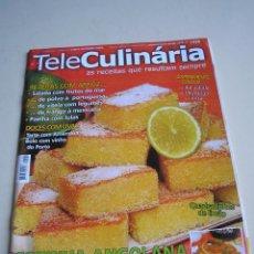 Libros de segunda mano: REVISTAS DE COCINA PORTUGUESA - VARIOS NÚMEROS. Lote 51565045