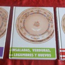Libros de segunda mano: COCINA FAMILIAR INTERNACIONAL . VOL. I , II , III. Lote 51720052