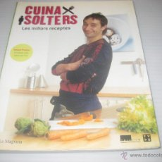 Libros de segunda mano: CUINA X SOLTERS,LES MILLORS RECEPTES. Lote 52142886