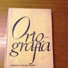 Libros de segunda mano: PEQUEÑO ANTIGUO LIBRO DE ORTAGRAFIA 1966. Lote 52144442