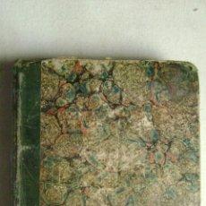 Libros de segunda mano: EL LIBRO DE LAS FAMILIAS Y NOVISIMO MANUAL DE COCINA. AÑO 1856 .L-665. Lote 52455845