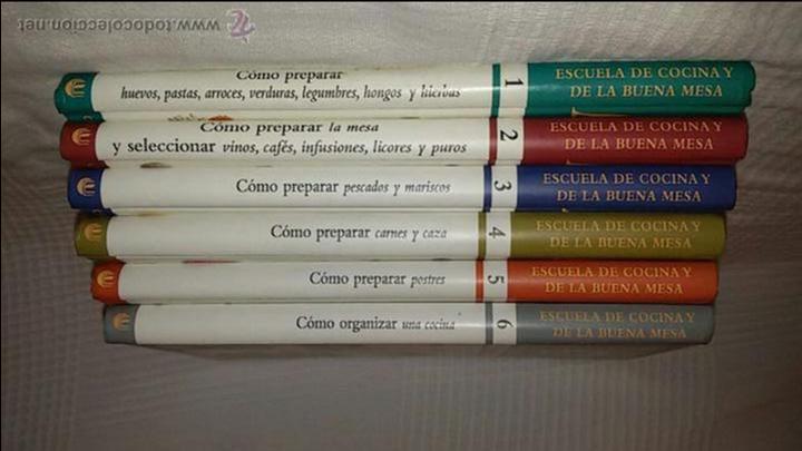 escuela de cocina y de la buena mesa karlos arg - Comprar Libros de ...