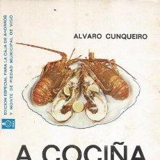 Libros de segunda mano: ALVARO CUNQUEIRO. A COCIÑA GALEGA. RM71902. . Lote 116168807