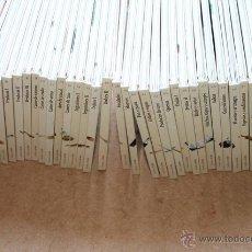Libros de segunda mano: COLECCIÓN COCINA DE EL PAÍS. 35 TOMOS. COMO NUEVA. ENVÍO GRATIS.. Lote 52690041
