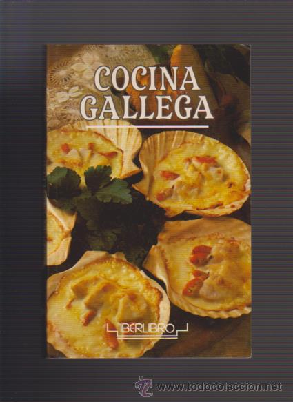 COCINA GALLEGA   IBERLIBRO U0026 EDITORS 1991   MAS DE 100 RECETAS PASO A PASO /