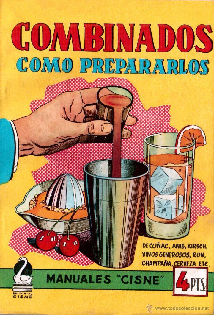 Cocktail Combinados Como Prepararlos Por Gamm Vendido
