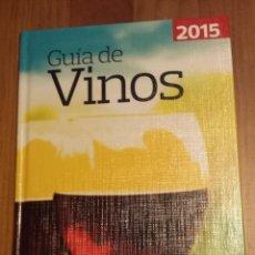 Libros de segunda mano: GUIA DE VINOS 2015. OCU COMPRA MAESTRA. DOSIER ESPECIAL GRANDES VINOS TINTOS. Lote 53526051