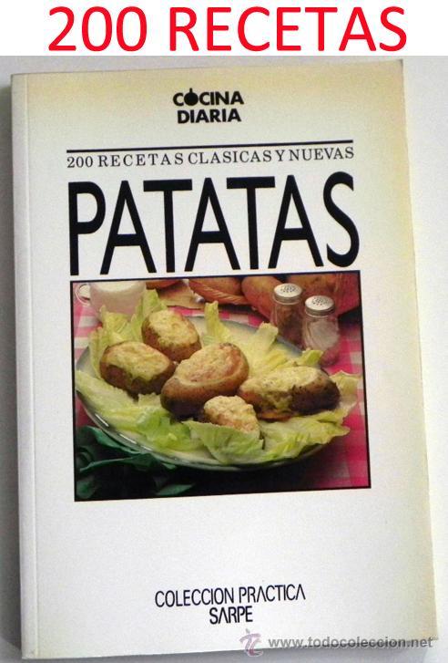 patatas - 200 recetas clásicas y nuevas - cocin - Comprar Libros de ...