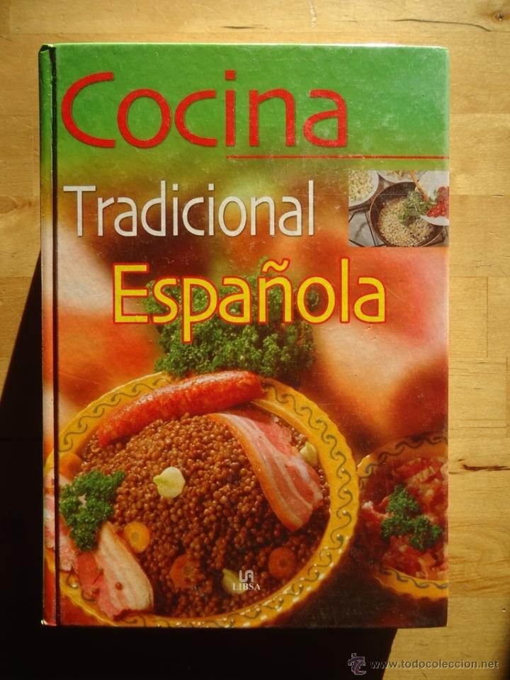 Libro cocina tradicional espa ola espa a 2007 l comprar for Cocina tradicional