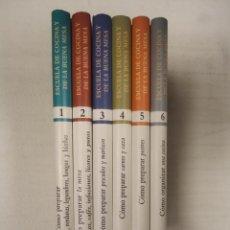 Libros de segunda mano: ESCUELA DE COCINA Y DE LA BUENA MESA KARLOS ARGUIÑANO JUAN MARI ARZAK 1999 CÍRCULO DE LECTORES. Lote 54723047