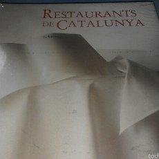 Libros de segunda mano: RESTAURANTS DE CATALUNYA. Lote 54723270