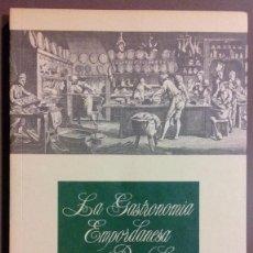 Libros de segunda mano: LA GASTRONOMIA EMPORDANESA A PERALADA. RECULL DE RECEPTES 3ª I 4ª MOSTRA GASTRONÓMICA 1994-1995. Lote 54834630