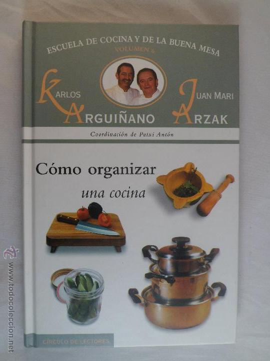 Escuela Cocina Arguiñano   Escuela De Cocina Y De La Buena Mesa Vol 6 K Comprar Libros De