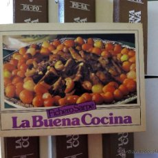Libros de segunda mano: FICHERO SARPE LA BUENA COCINA. 9 TOMOS. COMPLETO. Lote 54972407