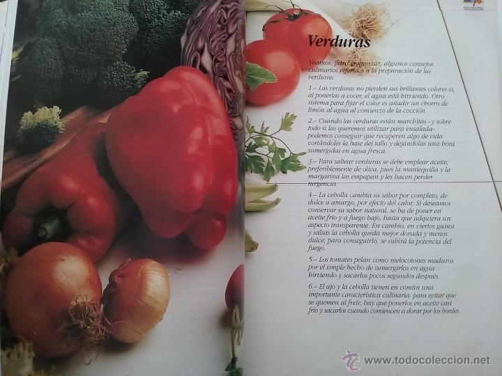 Libros de segunda mano: GRAN ENCICLOPEDIA DE LA COCINA - TOMOS 1 Y 2 - EDITA ABC - Foto 2 - 55017723