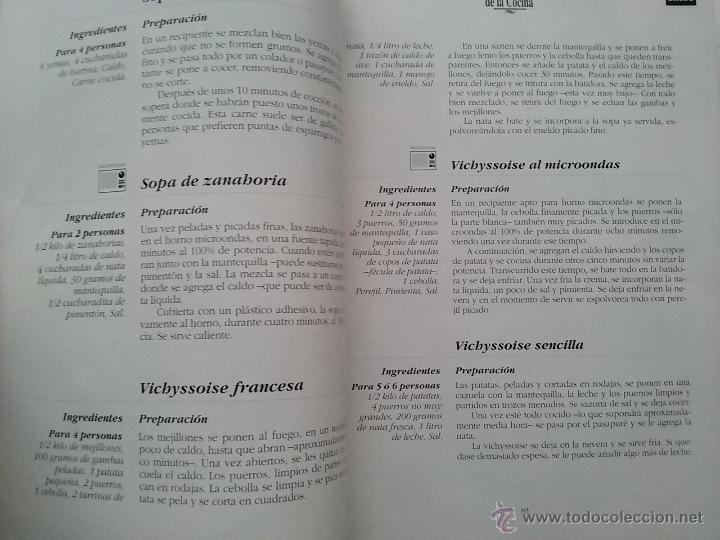 Libros de segunda mano: GRAN ENCICLOPEDIA DE LA COCINA - TOMOS 1 Y 2 - EDITA ABC - Foto 3 - 55017723