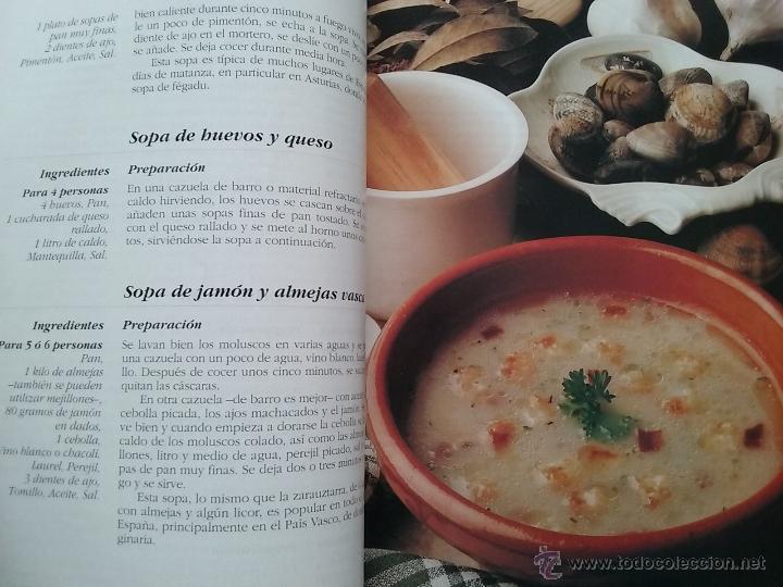 Libros de segunda mano: GRAN ENCICLOPEDIA DE LA COCINA - TOMOS 1 Y 2 - EDITA ABC - Foto 4 - 55017723