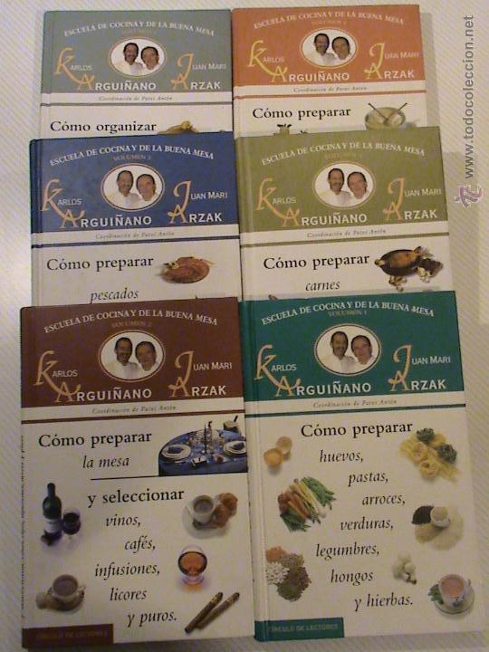 enciclopedia escuela de cocina y de la buena me - Comprar Libros de ...