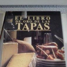 Libros de segunda mano: EL LIBRO DE ORO DE LAS TAPAS. Lote 55133823