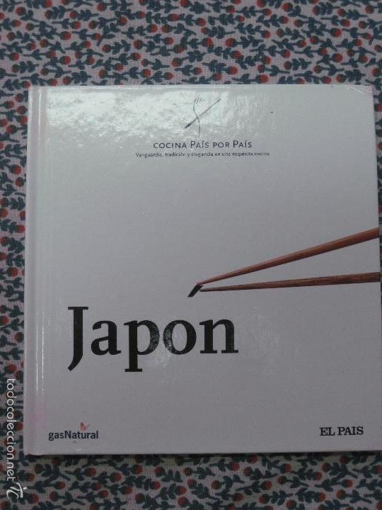 japon. cocina pais por pais nº 3 - Comprar Libros de cocina y ...