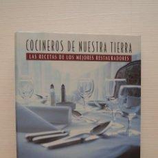 Libros de segunda mano: COCINEROS DE NUESTRA TIERRA. ALICANTE. Lote 55336828