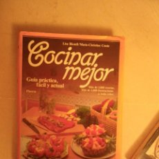 Libros de segunda mano: COCINAR MEJOR, ED. PLANETA. Lote 55914296