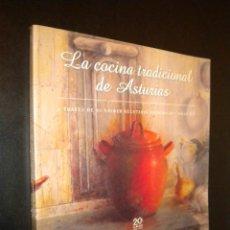 Libros de segunda mano: LA COCINA TRADICIONAL DE ASTURIAS A TRAVES DE SU PRIMER RECETARIO ANONIMO DEL SIGLO XIX. Lote 56268359