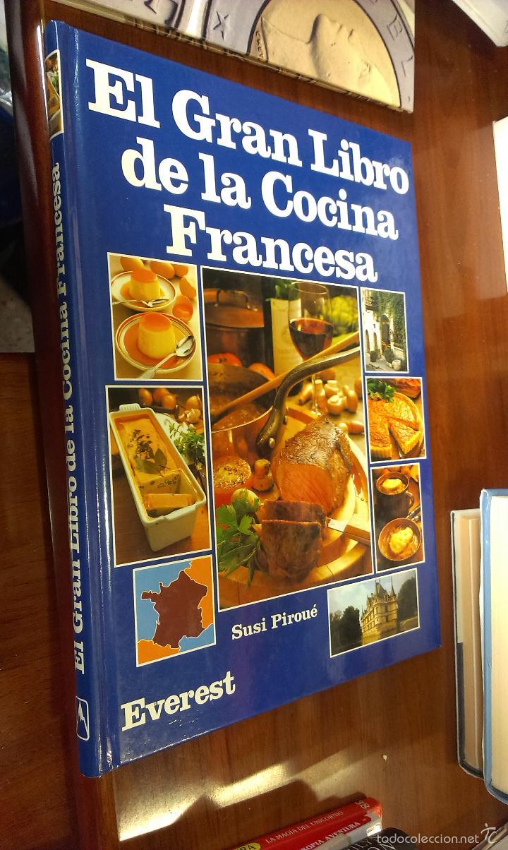 El gran libro de la cocina francesa susi piro comprar - Libros de cocina originales ...