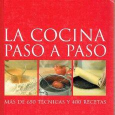 Gebrauchte Bücher - La cocina paso a paso. - 56361144