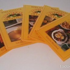 Libros de segunda mano: BIBLIOTECA TUPPERWARE DE LA COCINA. CINCO TOMOS. RMT74479.. Lote 56586841