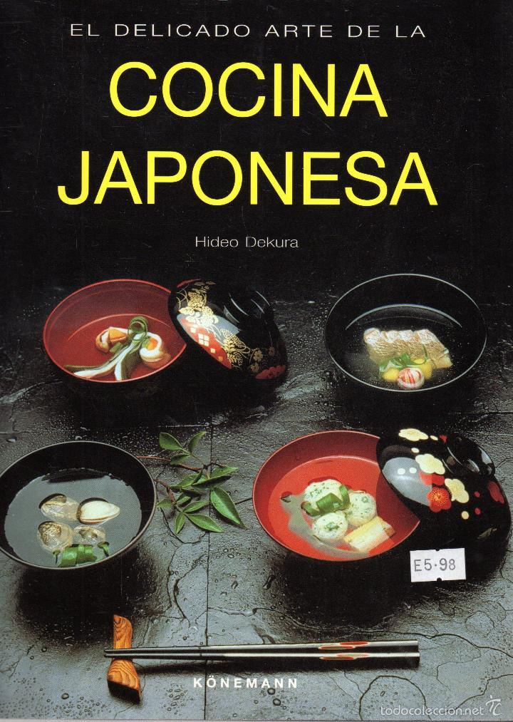 Libro el delicado arte de la cocina japonesa comprar for Buscar cocinas de segunda mano