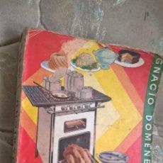 Libros de segunda mano: MARICHU. COCINA. LA MEJOR COCINERA ESPAÑOLA. Lote 56880458