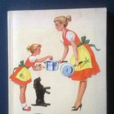 Libros de segunda mano - RECETARIO Y MANUAL OLLA A PRESIÓN LASTER 1967. - 56887479