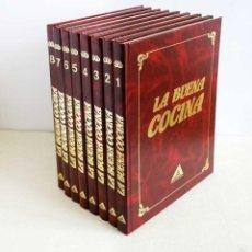 Libros de segunda mano: LA BUENA COCINA. 8 TOMOS. COMPLETA. Lote 56889912