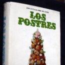Libros de segunda mano: LOS POSTRES - LEONORA RAMIREZ - NORA - MOLINO - ILUSTRADO. Lote 57522288