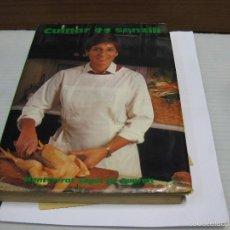 Libros de segunda mano: CUINAR ÉS SENZILL. 1984. MONSERRAT SEGUÍ DE QUERALT. Lote 147777949