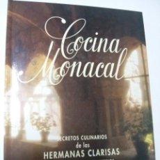 Libros de segunda mano - COCINA MONACAL - SECRETOS CULINARIOS DE LAS HERMANAS CLARISAS - 57758136