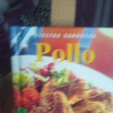 Libros de segunda mano: RECETAS SABROSAS - POLLO - 120 RECETAS DE TODO EL MUNDO PREPARADAS PARA PREPARAR EN CASA. Lote 57936560