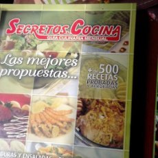 Libros de segunda mano: SECRETOS DE COCINA. Lote 58237864
