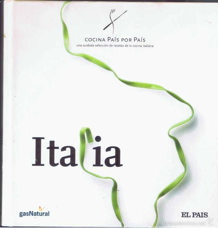 italia cocina país por país una cuidada selecci - Comprar Libros de ...