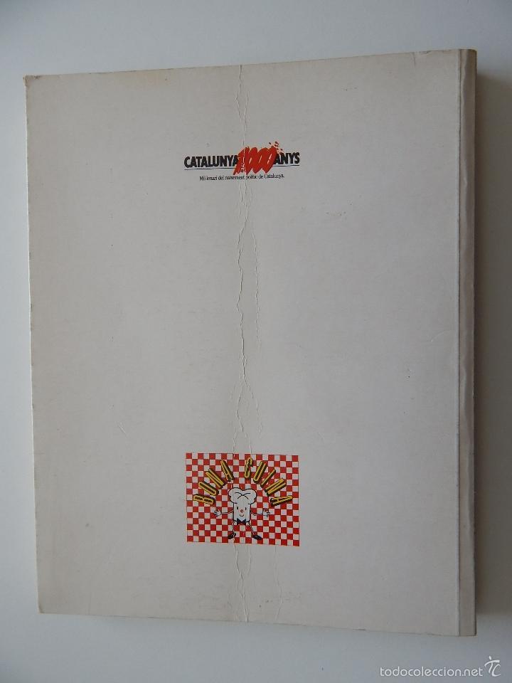 Libros de segunda mano: Bona cuina - Josep-Lluís Font 1989 - Foto 3 - 58333179