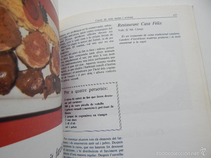 Libros de segunda mano: Bona cuina - Josep-Lluís Font 1989 - Foto 8 - 58333179